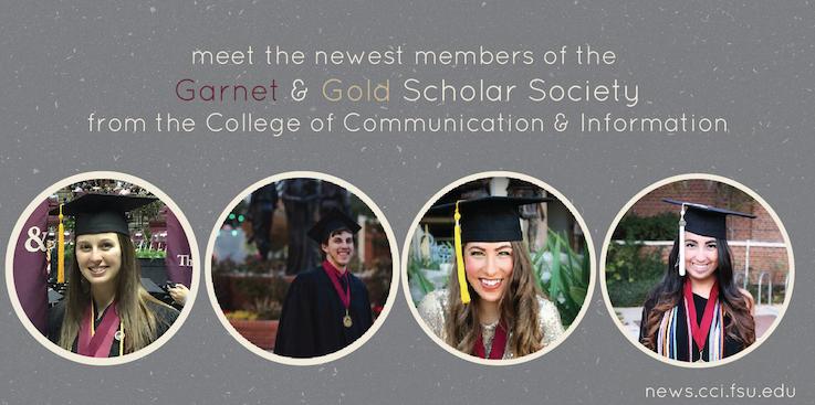 Header image for New CCI Garnet & Gold Scholar Inductees