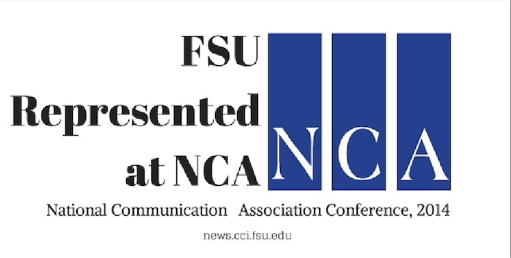 Header image for COMM Students Represent FSU at NCA Conference in Chicago