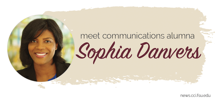 Header image for Meet COMM Alumna: Sophia Danvers Aarons