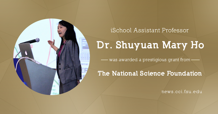 Header image for iSchool's Dr. Ho awarded NSF I-CORPS grant