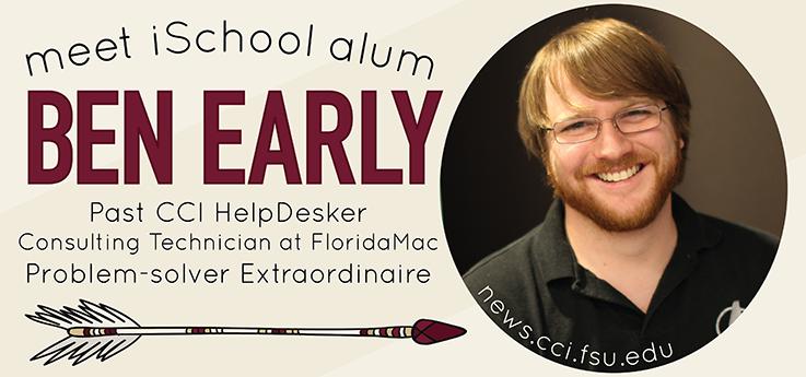 Header image for Meet iSchool alumnus Ben Early: Problem-Solver Extraordinaire