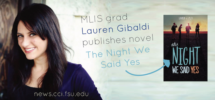 Header image for Librarian Lauren Gibaldi-Mathur publishes YA novel