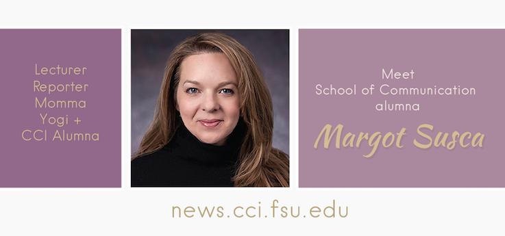 Header image for Meet COMM Alumna Margot Susca