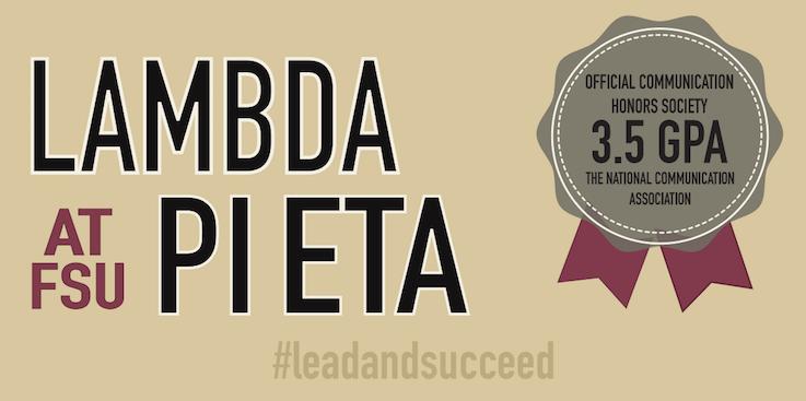 Header image for FSU Chapter of Lambda Pi Eta grows by the dozens