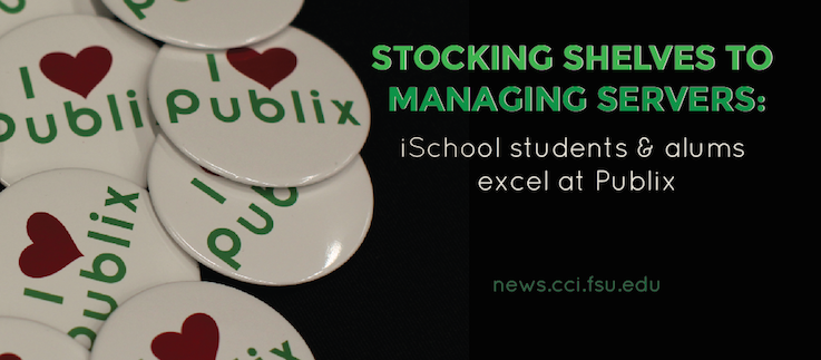 Stocking Shelves To Managing Servers Alums Advance With Publix