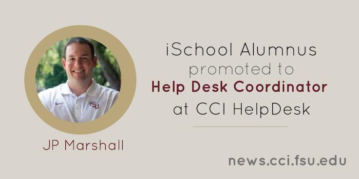 Header image for New Help Desk Coordinator at CCI HelpDesk