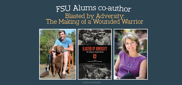 Header image for Bettinger and Murphy co-author Blasted by Adversity: the Making of a Wounded Warrior