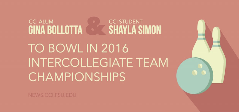 Header image for CCI Alum and Student to Bowl in 2016 Intercollegiate Team Championships