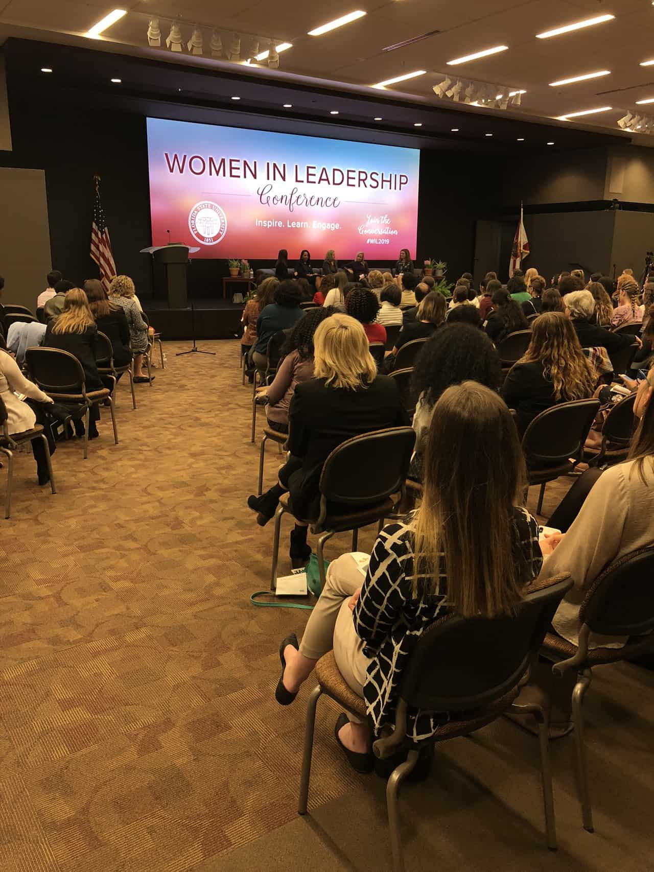 Learn, Inspire, Engage – a look back at the 6th annual Women
