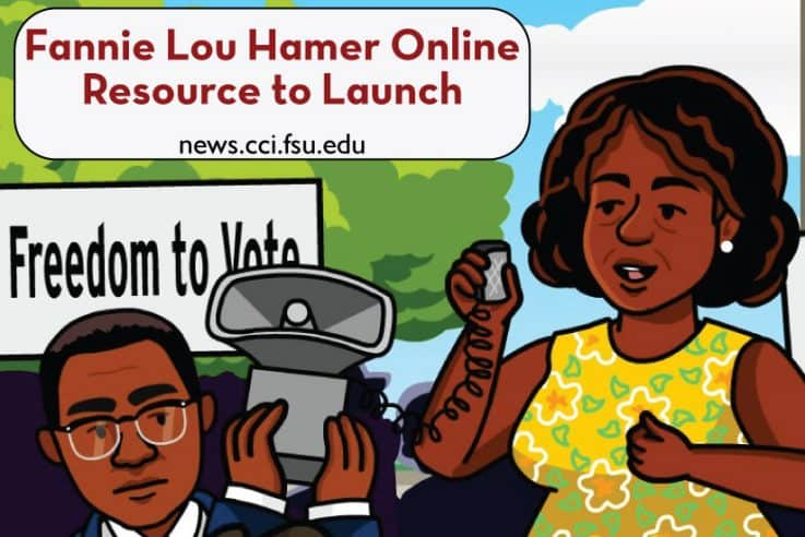 Fannie Lou Hamer Online Resource to Launch - graphic
