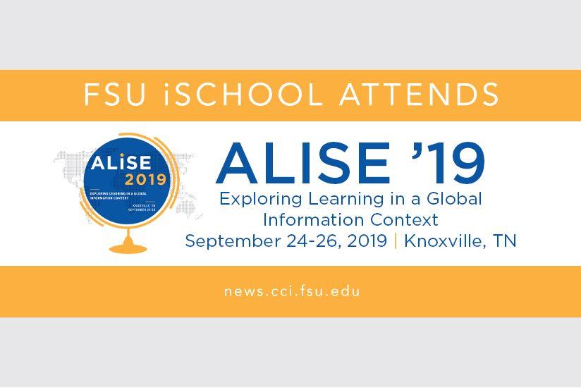 FSU ischool attends Alise