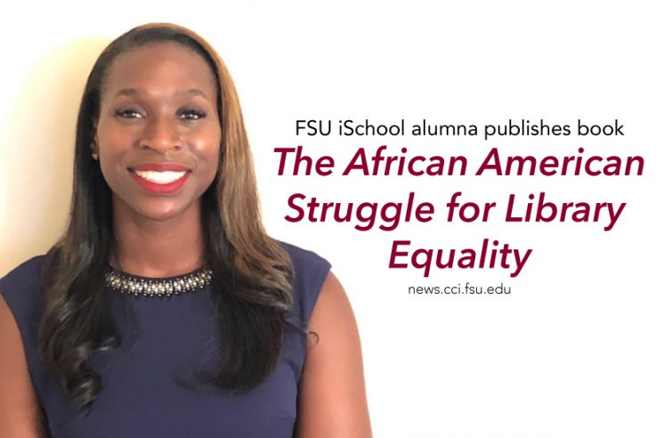 FSU iSchool alumna publishes book