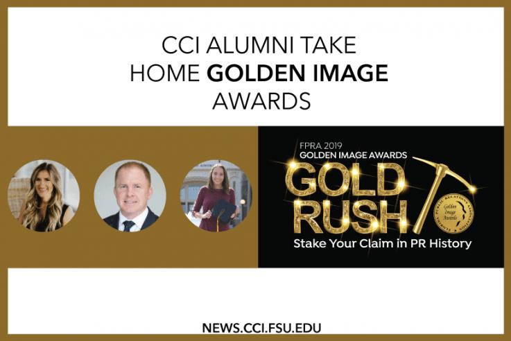 CCI alumni take Golden Image Awards