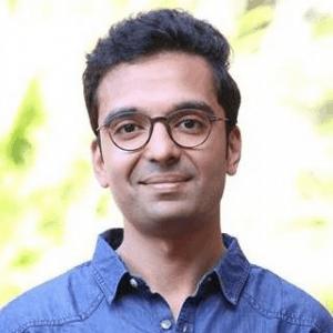 Vaibhav Diwanji Headshot