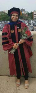 Mariam's Graduation