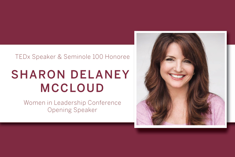 Sharon Delaney McCloud is a School of Communication alumna