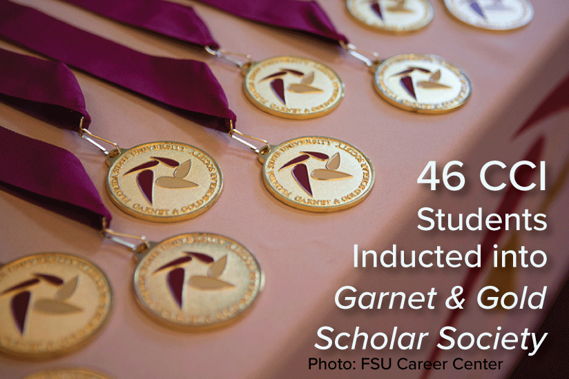 Garnet & Gold Scholar Society Spring 2020 Inductees