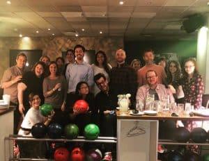 Bubble Guppies Team bowling