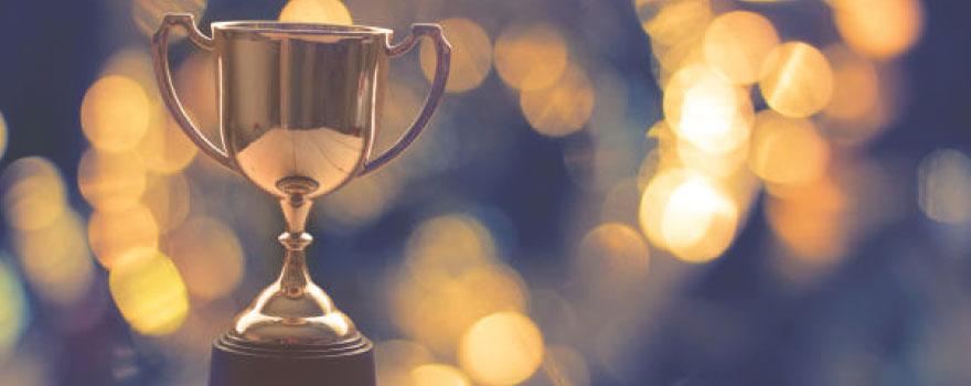 honors and awards sliding image