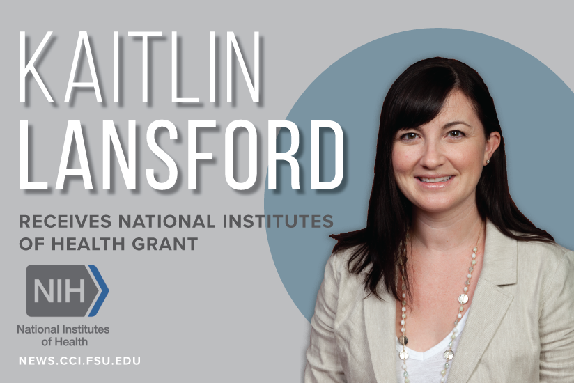 Kaitlin Lansford Received NIH Grant