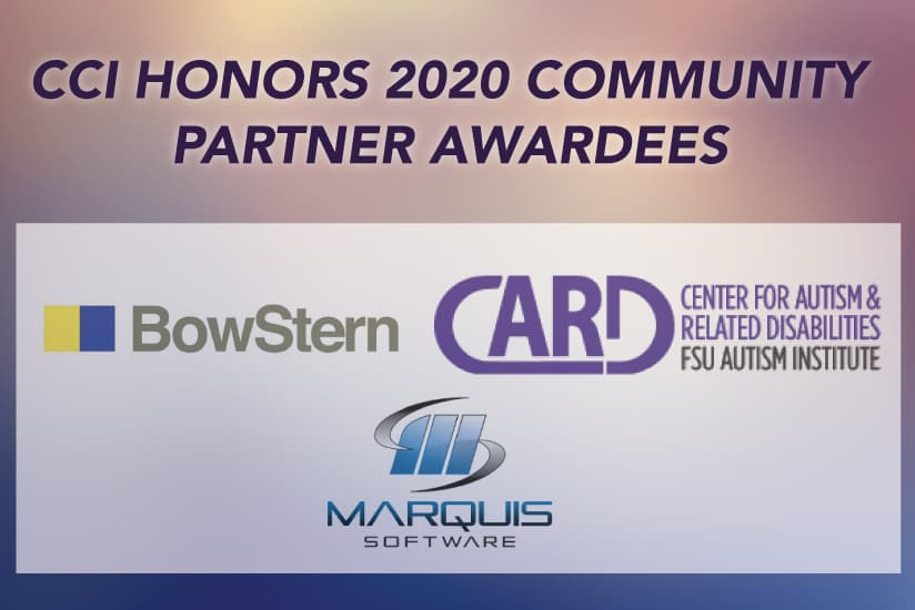 community partner awardees