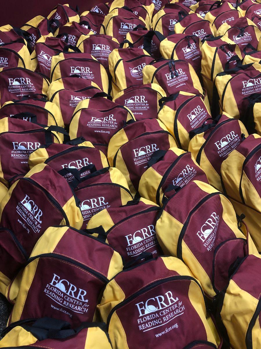 FCRR bookbags