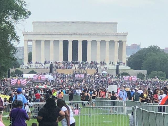 March on Washington photo