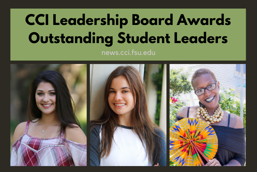 CCI Leadership Board Awards Outstanding Student Leaders - Featured Image