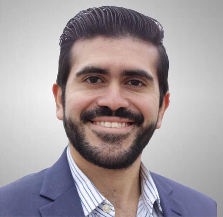 Diego Corzo Headshot