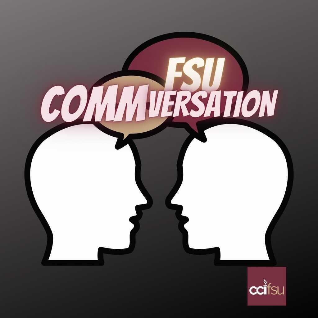 commversation logo/image