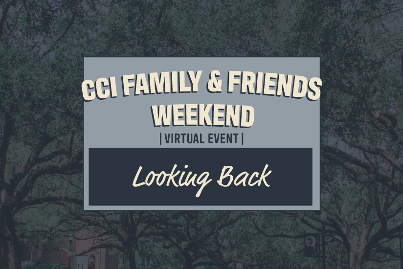 family and friends weekend recap graphic