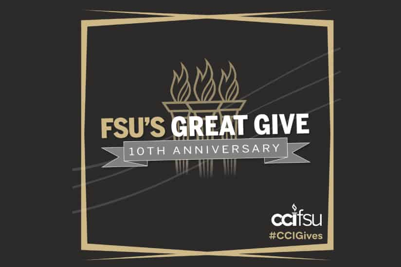 FSU's 10th annual Great Give is coming up on March 10th