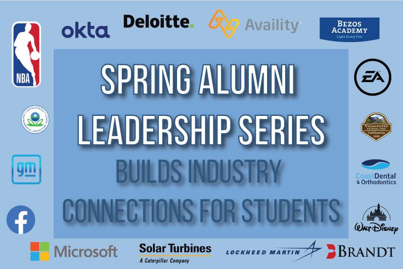 alumni leadership series