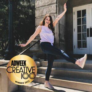 Ashley Rutstein Creative 100 Feature