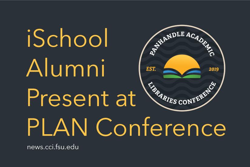 iSchool alumni presentations graphic