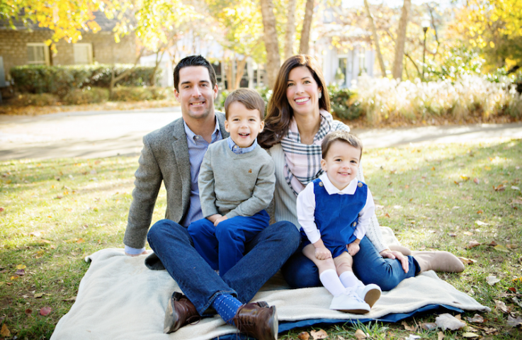 John Doughney FSU and family