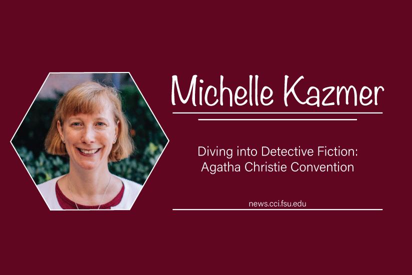 Michelle Kazmer dives into Fiction