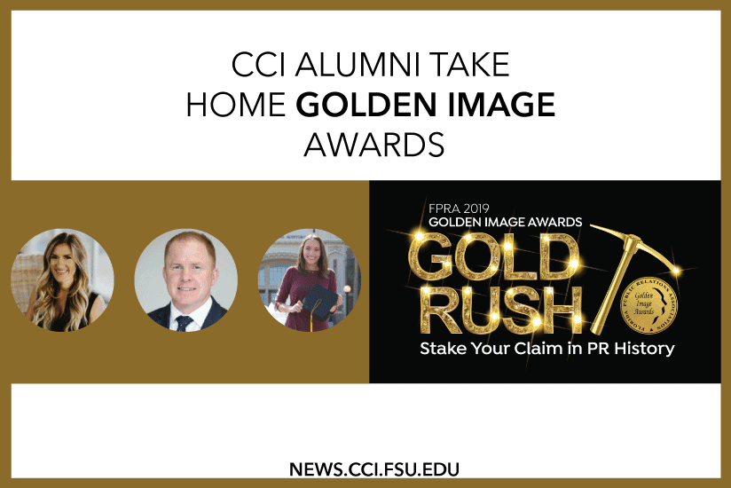 CCI alumni take Golden Image Awards