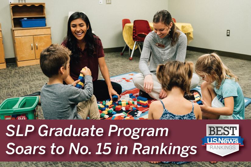 SCSD graduate program ranking graphic