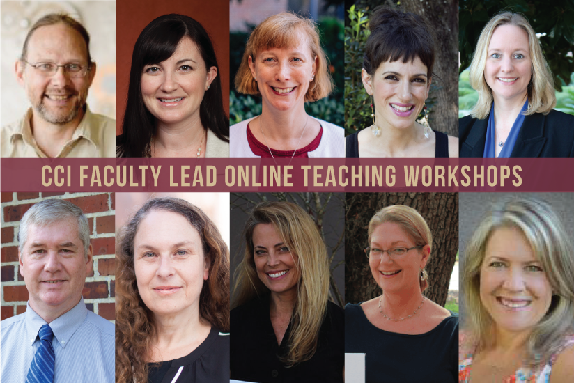 Online Teaching Workshops Featured Image