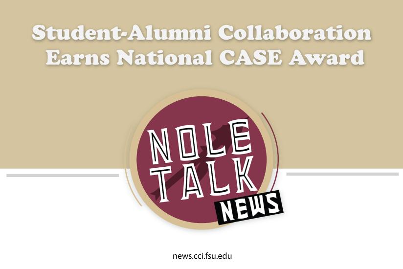 University Communications CASE Award