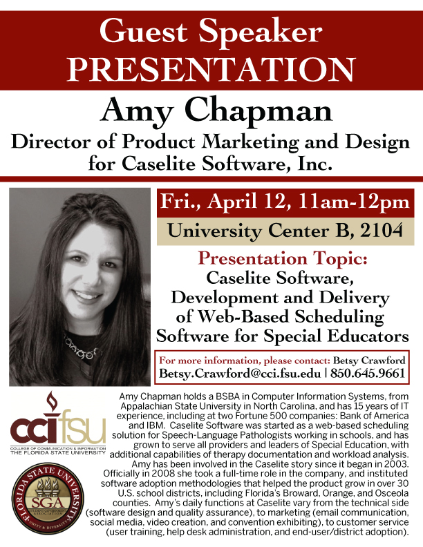 Amy Chapman Presentation Poster